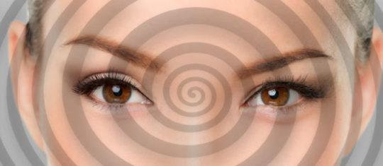 une séance d'hypnose